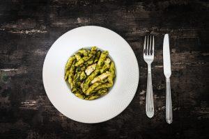 Chicken Pesto Gluten-free Pasta