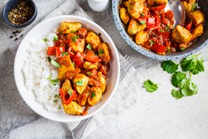 Extra Hot Chicken Jalfrezi