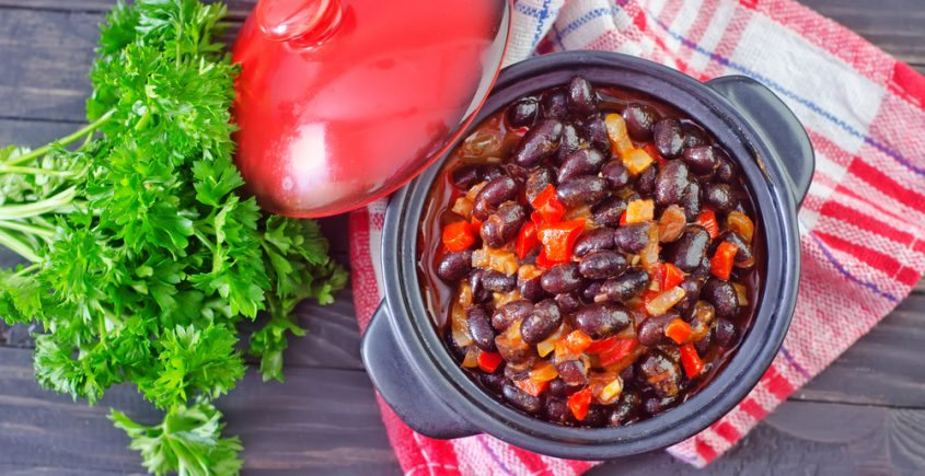 Mexican Vegan Chilli