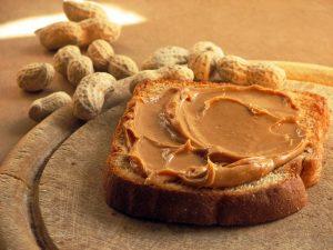Peanut Butter on White Toast